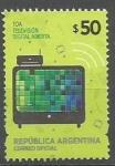 Sellos de America - Argentina -  INTERCAMBIO CATÁLOGO GJ 4019 (2.50 U$S)
