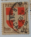 Stamps France -  Savoie