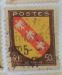 Stamps : Europe : France :  Lorraine