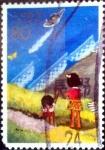 Stamps Japan -  Scott#3448h intercambio 0,90 usd  80 y. 2012