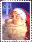 Stamps Japan -  Scott#3270a intercambio 0,90 usd  80 y. 2010