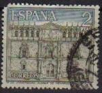 Sellos de Europa - España -  ESPAÑA 1966 1733 Sello III Serie Turística. Universidad Alcalá de Henares Usado