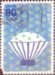 Sellos de Asia - Japón -  Scott#3570c intercambio 0,90 usd  80 y. 2013