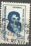 Sellos de America - Argentina -  INTERCAMBIO BELGRANOSCOTT 926