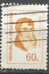 Sellos de America - Argentina -  INTERCAMBIO BELGRANO SCOTT 1035