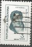 Sellos de America - Argentina -  INTERCAMBIO BELGRANO SCOTT 1089