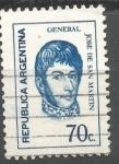 Sellos del Mundo : America : Argentina : INTERCAMBIO SAN MARTIN SCOTT 936