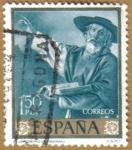 Sellos de Europa - Espa�a -  ZURBARAN - San Jeronimo