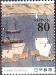 sellos de Asia - Japón -  Scott#3120b intercambio 0,60 usd  80 y. 2009