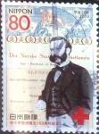 sellos de Asia - Japón -  Scott#3113 intercambio 0,60 usd  80 y. 2009