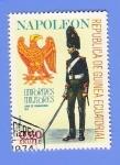 Stamps Africa - Equatorial Guinea -  NAPOLEON  UNIFORMES  MILITARES