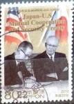 Sellos de Asia - Japón -  Scott#3245 intercambio 0,90 usd  80 y. 2010