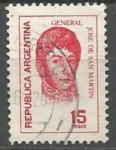 Sellos de America - Argentina -  INTERCAMBIO SCOTT 1094