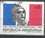Sellos del Mundo : America : Argentina : INTERCAMBIO SCOTT 1657 (0.25 U$S)
