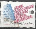 Sellos del Mundo : America : Argentina : INTERCAMBIO SCOTT 1656 (0.25 U$S)
