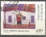 Sellos del Mundo : America : Argentina : VIEJO ALMACEN INTERCAMBIO SCOTT 1618  ( 2.25 u$s)