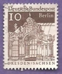 Stamps Germany -  INTERCAMBIO