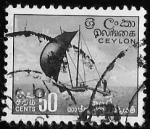 Sellos de Asia - Sri Lanka -  Sri Lanka-cambio