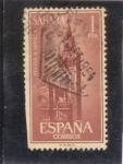 Stamps Morocco -  Ayuda a Sevilla