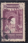 Stamps Morocco -  protectorado español
