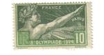 Sellos de Europa - Francia -  Juegos Olímpicos