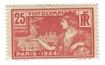 Stamps France -  Juegos Olímpicos