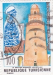 Sellos del Mundo : Africa : Túnez : la gran mezquita de Kairouan