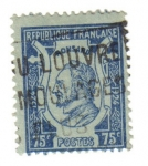 Stamps France -  Pierre de Ronsard
