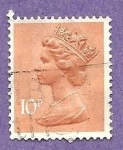 Stamps United Kingdom -  INTERCAMBIO