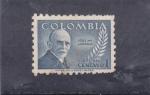 Sellos de America - Colombia -  José Mª Lombana
