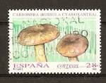 Stamps Spain -  Micologia.