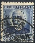 Sellos del Mundo : Europa : España :  ESPAÑA_SCOTT 14L23 EMISION PATRIOTICA SEVILLA. $2,75