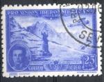Sellos del Mundo : Europa : España :  ESPAÑA_SCOTT C52 DAGOBERTO GODOY Y PASO DE LOS ANDES. $0,5