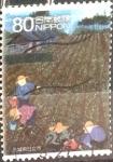 Stamps Japan -  Scott#3315a intercambio 0,90 usd  80 y. 2011