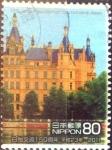 sellos de Asia - Japón -  Scott#3301f intercambio 0,90 usd  80 y. 2011