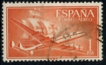 Sellos del Mundo : Europa : España : ESPAÑA_SCOTT C150.02 AEROPLANO Y CARABELA. $0,2
