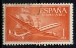 Sellos del Mundo : Europa : España : ESPAÑA_SCOTT C150.03 AEROPLANO Y CARABELA. $0,2