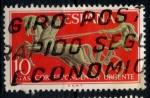 Sellos del Mundo : Europa : España : ESPAÑA_SCOTT E26.01 CARRUAJE. $0,2