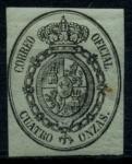 Sellos del Mundo : Europa : España : ESPAÑA_SCOTT O7 ESCUDO DE ARMAS. $3,25