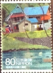 Sellos de Asia - Japón -  Scott#3280a intercambio 1,50 usd  80 y. 2010