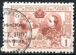 Stamps : Europe : Spain :  ESPAÑA_EDIFIL SR5 EXPOSICION DE INDUSTRIAS MADRID. $19,5
