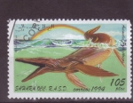Stamps Spain -  dinosaurios