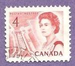 Sellos del Mundo : America : Canadá : INTERCAMBIO