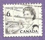 Stamps Canada -  INTERCAMBIO