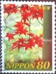Sellos de Asia - Japón -  Scott#2998a intercambio 1,00 usd 80 y. 2007