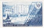 Sellos del Mundo : America : San_Pierre_&_Miquelon :  Le Frigorifique