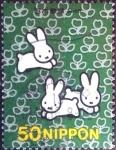 Stamps Japan -  Scott#2779 intercambio 0,35 usd 50 y. 2001
