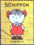 sello : Asia : Japón : Scott#2782 intercambio 0,35 usd 50 y. 2001
