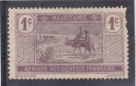 Stamps  -  -  AFRICA OCC. FRANCESA