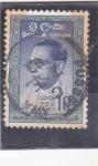 Stamps : Asia : Sri_Lanka :  bandaranaike, ex primer ministro